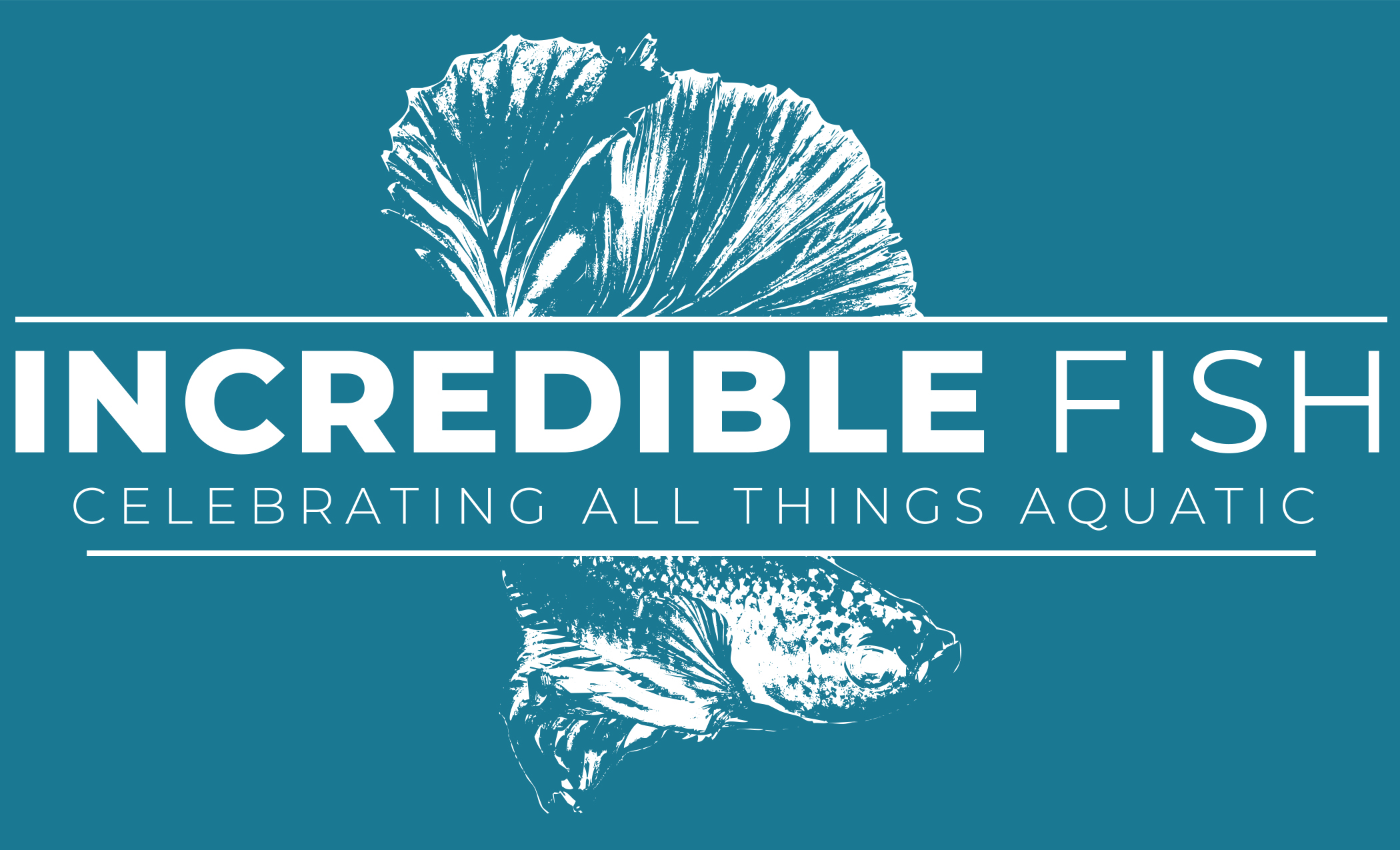 INCREDIBLE FISH LOGO Width 2100px X Height
